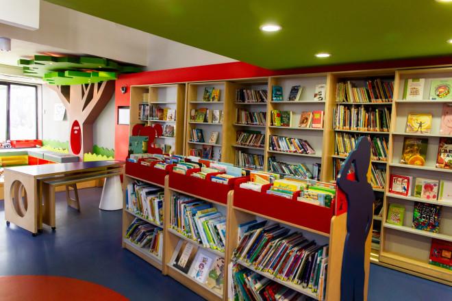 βιβλιοθήκη Βέροια