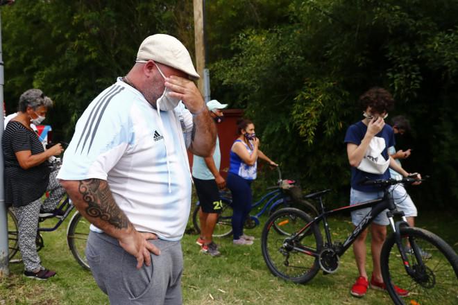 Θρήνος στην Αργεντινή για τον Μαραντόνα