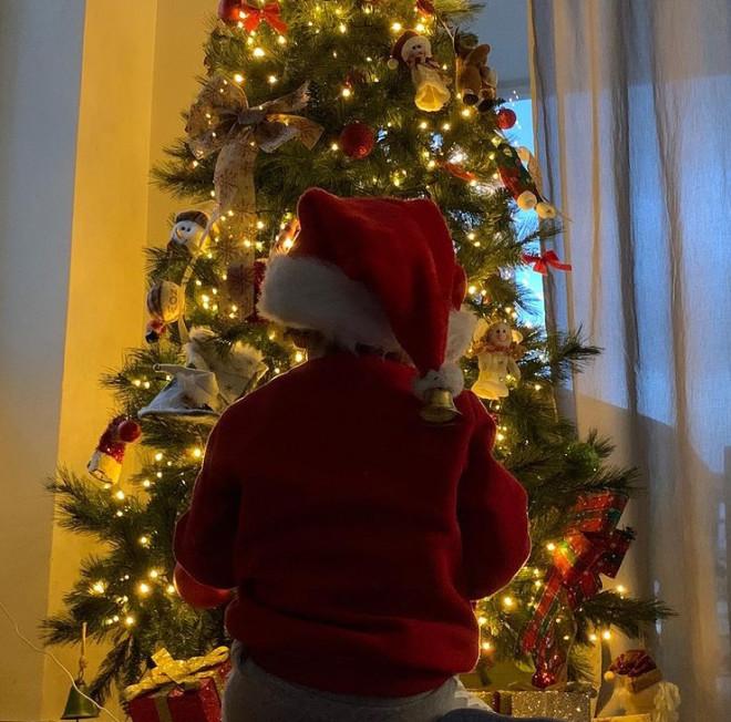 Ησαΐας Ματιάμπα γιος καραντίνα Χριστούγεννα 2020
