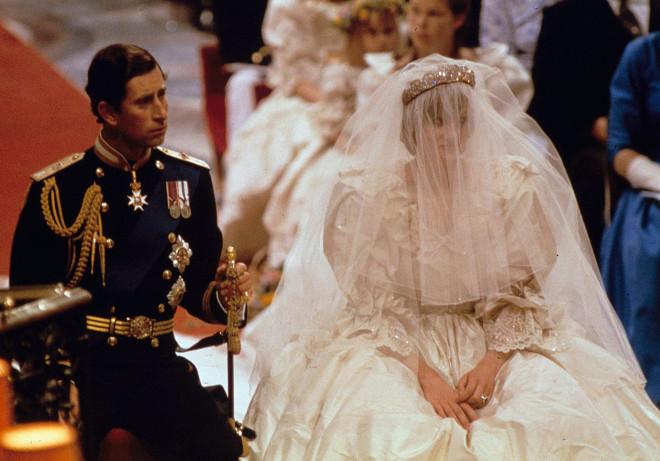 Πριγκίπισσα Νταϊάνα Κάρολος γάμος