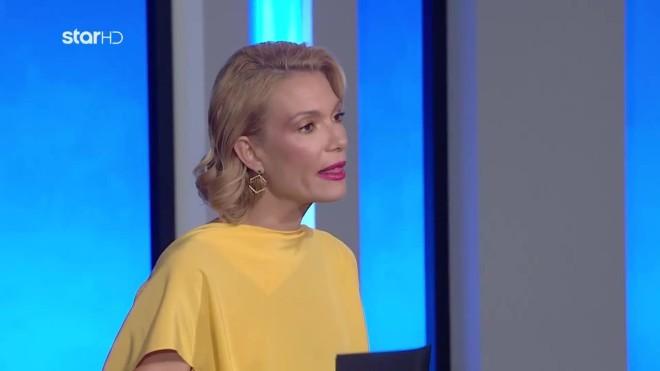 Βίκυ καγιά αποχώρηση gntm 3 έφυγε η Λία Liia Lia αποχώρησε από τον διαγωνισμό επεισόδιο Τρίτης