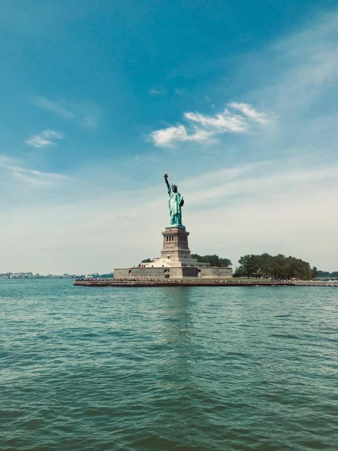 Το Άγαλμα της Ελευθερίας χρησιμοποιήθηκε κι ωςφάρος