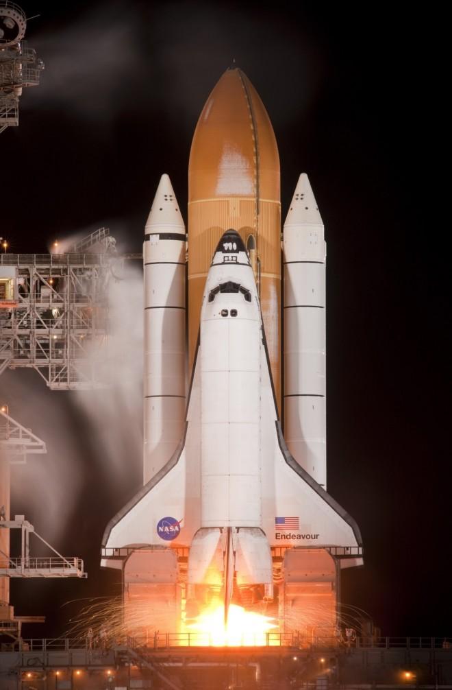 Η NASA χρησιμοποιεί αντίστροφη μέτρηση πρίν απο τις εκτοξεύσεις της απο μια ταινία επιστημονικής φαντασίας