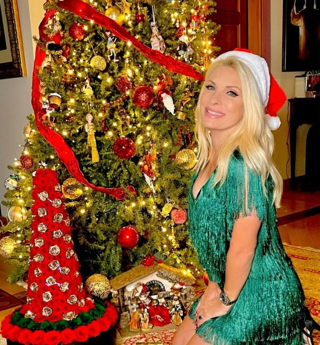Μενεγάκη Χριστουγεννιάτικο δέντρο