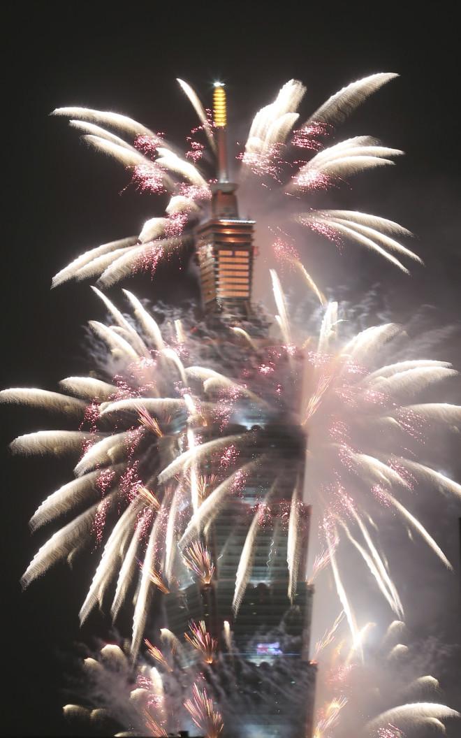 Ντουμπάι πρωτοχρονιά