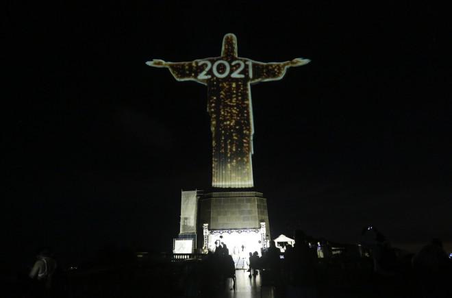 Βραζιλία πρωτοχρονιά