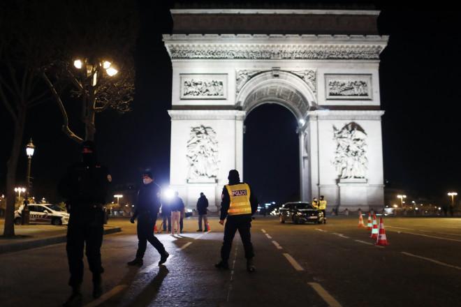 Παρίσι πρωτοχρονια