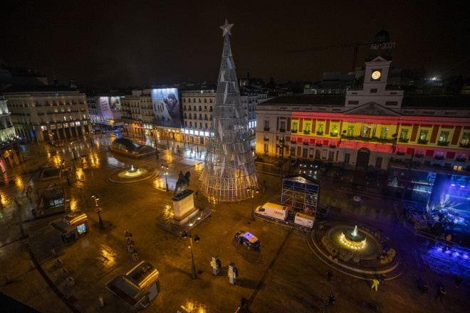 Μαδρίτη Πρωτοχρονιά