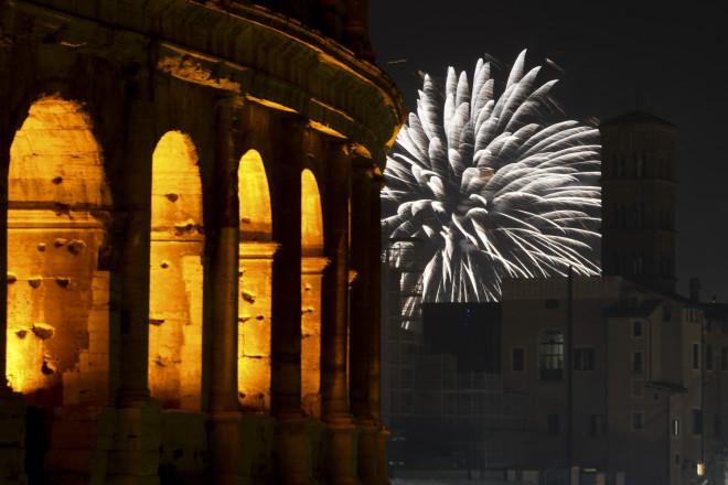 Ρώμη πρωτοχρονιά