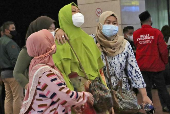 αεροπορική τραγωδία Ινδονησία