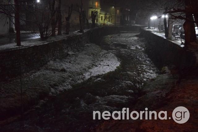 χιόνια Φλώρινα