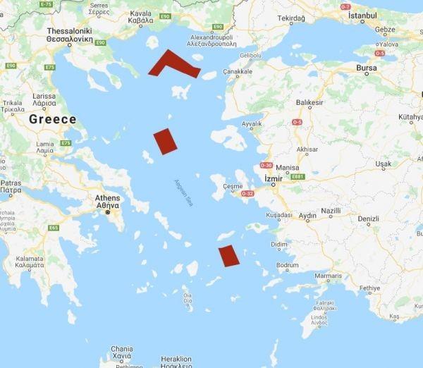 Navtex 2021 Τουρκία