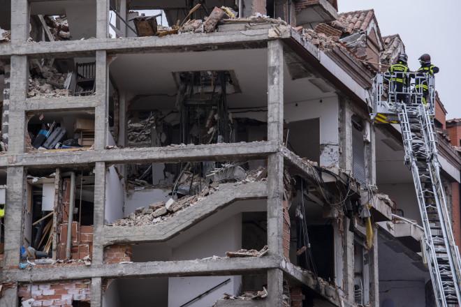 Μαδρίτη ζημιές