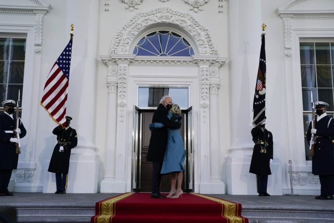 Τζο Μπάιντεν στον Λευκό Οίκο