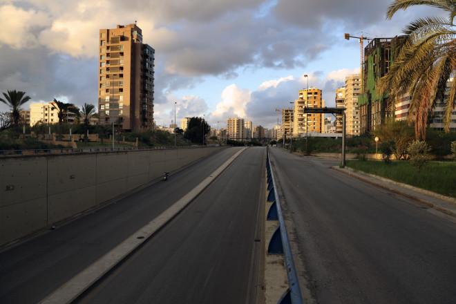 lockdown Λίβανος