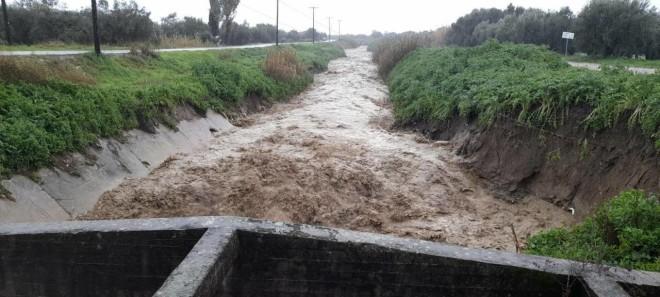 πλημμύρες Αγρίνιο