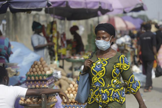 κορωνοϊός Νιγηρία