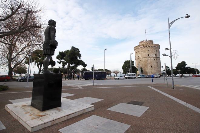 Θεσσαλονίκη κορωνοϊός