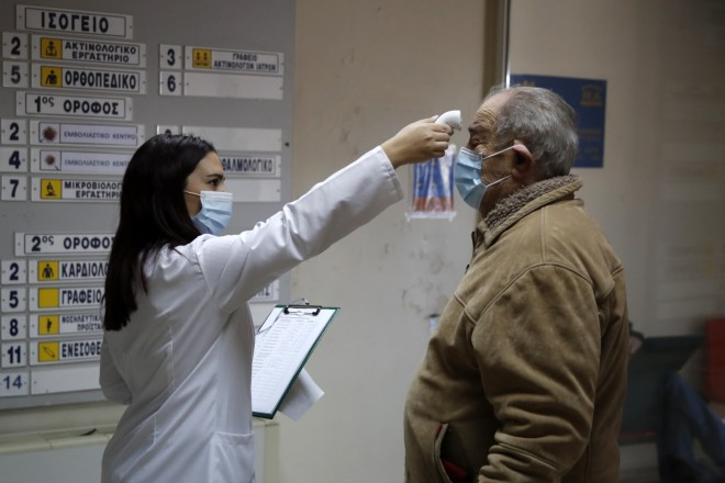 εμβολιασμοί Ελλάδα