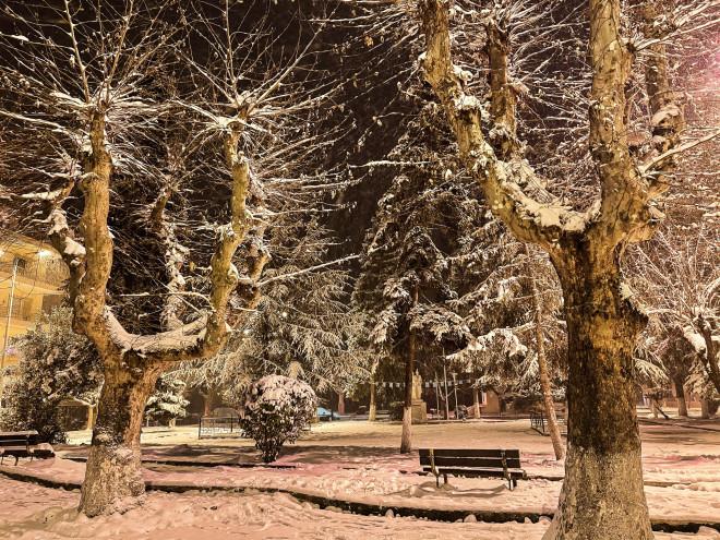 Χιόνια Καστορια