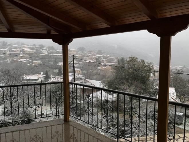 Χιόνια Αργολίδα