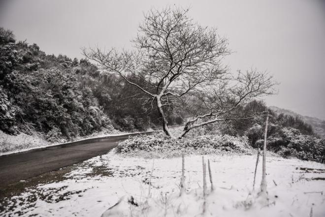 χιόνια Γιάννενα