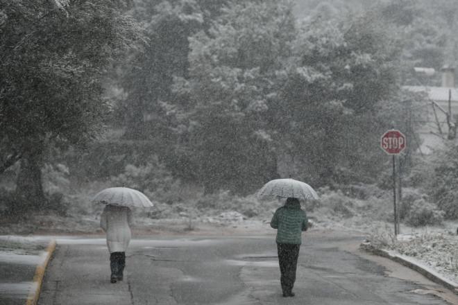 χιόνι Διόνυσος
