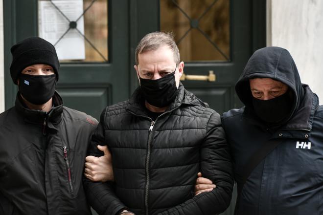 Δημήτρης Λιγνάδης σύλληψη
