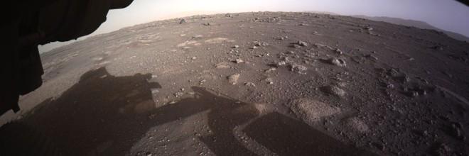 Έγχρωμη φωτογραφία από την επιφάνεια του Άρη- πηγή NASA