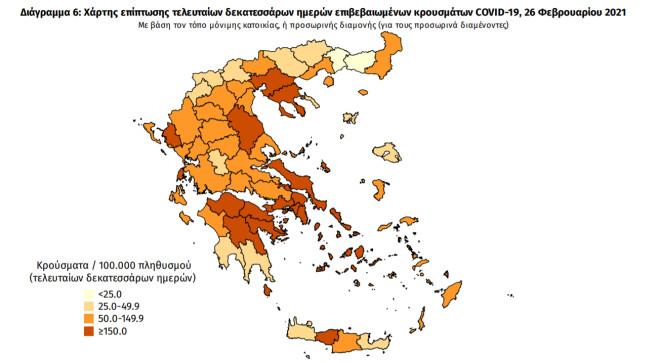 κρούσματα Ελλάδα