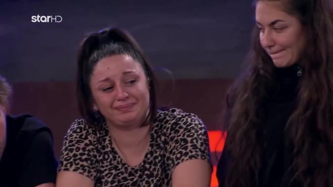 Η Μαργαρίτα πλάνταξε στο κλάμα που έφυγε η φίλη της