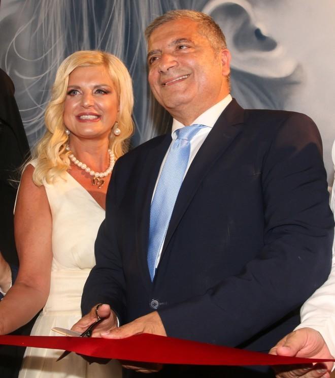 Μαρίνα και Γιώργος Πατούλης