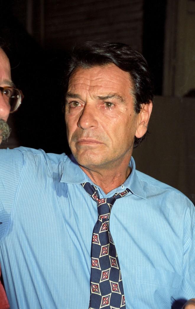 Ο Νίκος Κούρκουλος στο Θέατρο Κάππα το 1992