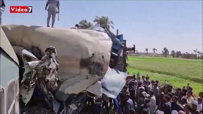 τρένο Αίγυπτος