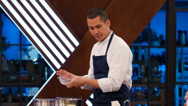 Master Chef 5 Σωτήρης Κοντιζάς