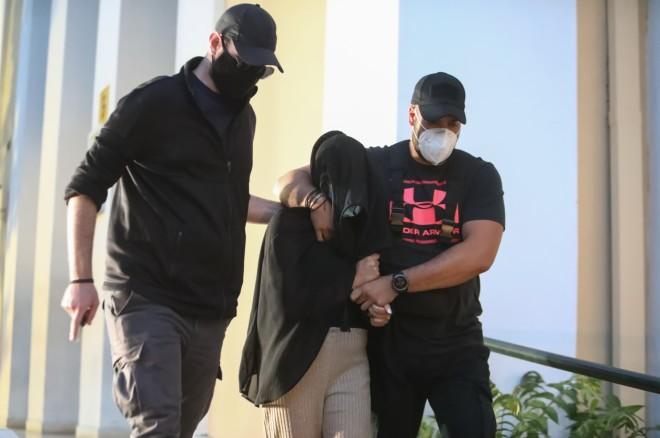 Η 36χρονη που κατηγορείται για την επίθεση με βιτριόλι
