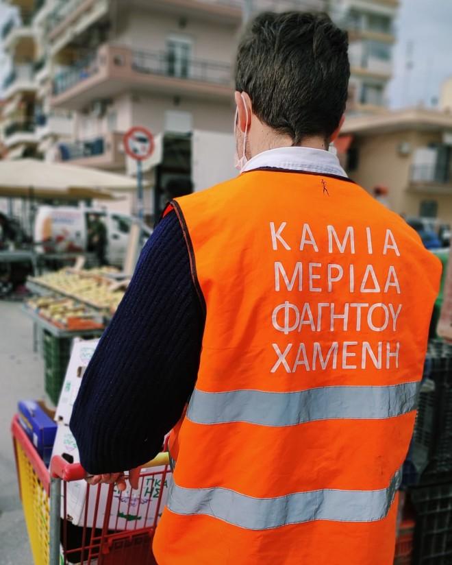 Μέσω του προγράμματος «Μπορούμε στη Λαϊκή», η οργάνωση Μπορούμε μαζί με τους πωλητές από 30 λαϊκές αγορές της Αθήνας και της Θεσσαλονίκης και εκατοντάδες εθελοντές-Food Saving Warriors, από το 2015 ως τώρα έχουν σώσει 500.000 κιλά αδιάθετα, αξιοποιήσιμα φρούτα και λαχανικά