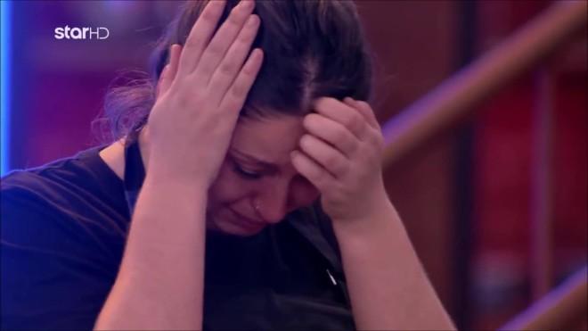 τα κλάματα της Μαργαρίτας masterchef 5