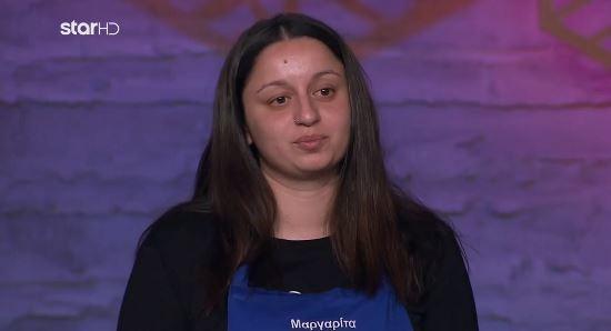 MasterChef 5: Το σχόλιο της Μαργαρίτας για τον τυχερό Κουτσόπουλο