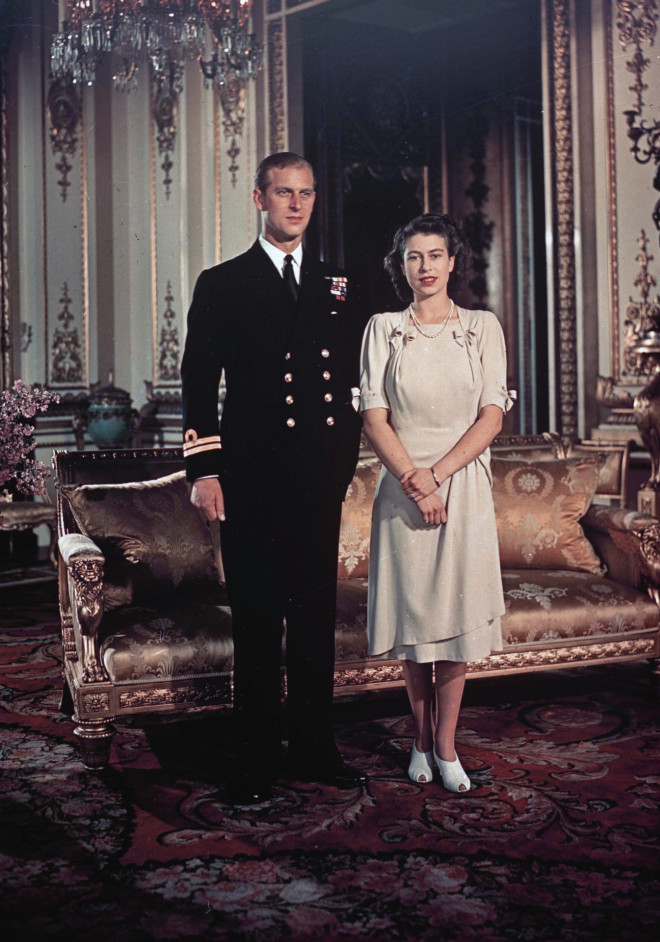 Ο πρίγκιπας Φίλιππος και η βασίλισσα Ελισάβετ, δύο μήνες πριν τον γάμο τους- Σεπτέμβριος 1947/ φωτογραφία ΑΡ