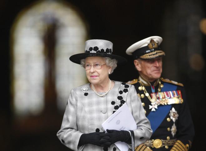 Ο πρίγκιπας Φίλιππος και η βασίλισσα Ελισάβετ, το 2009- φωτογραφία ΑΡ