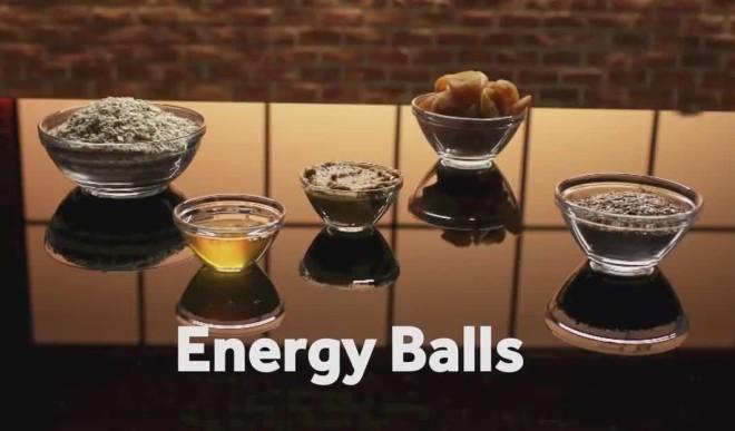 Cook Beef Energy Balls