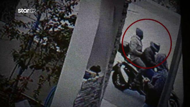 ντοκουμέντο με εκτελεστές δολοφονίας Γιώργου Καραϊβάζ