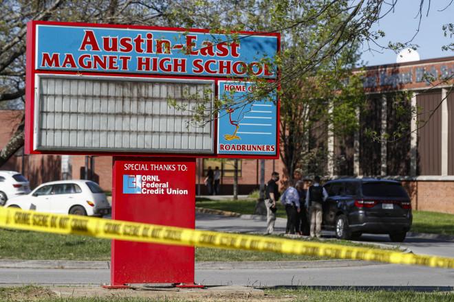 Το σχολείο όπου έγινε η επίθεση στο Τενεσί