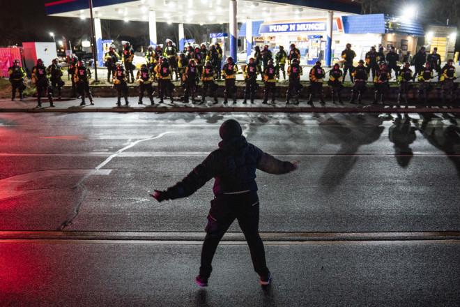 Διαδήλωση στη Μινεσότα