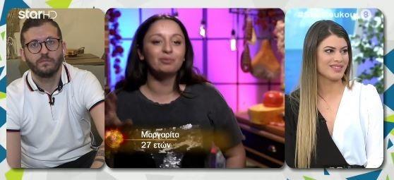 MasterChef 5: Αλέξανδρος Ακριτίδης, Μαργαρίτα και Βίλλη
