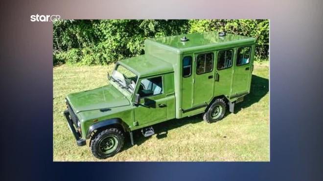 Έναειδικά τροποποιημένο Land Rover θα μεταφέρει το φέρετρο του πρίγκιπα Φίλιππου στο Ουίνσδορ