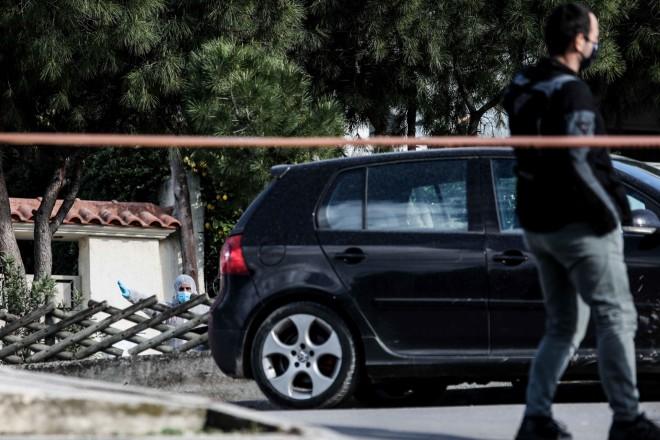 Γιώργος Καραϊβάζ δολοφονία