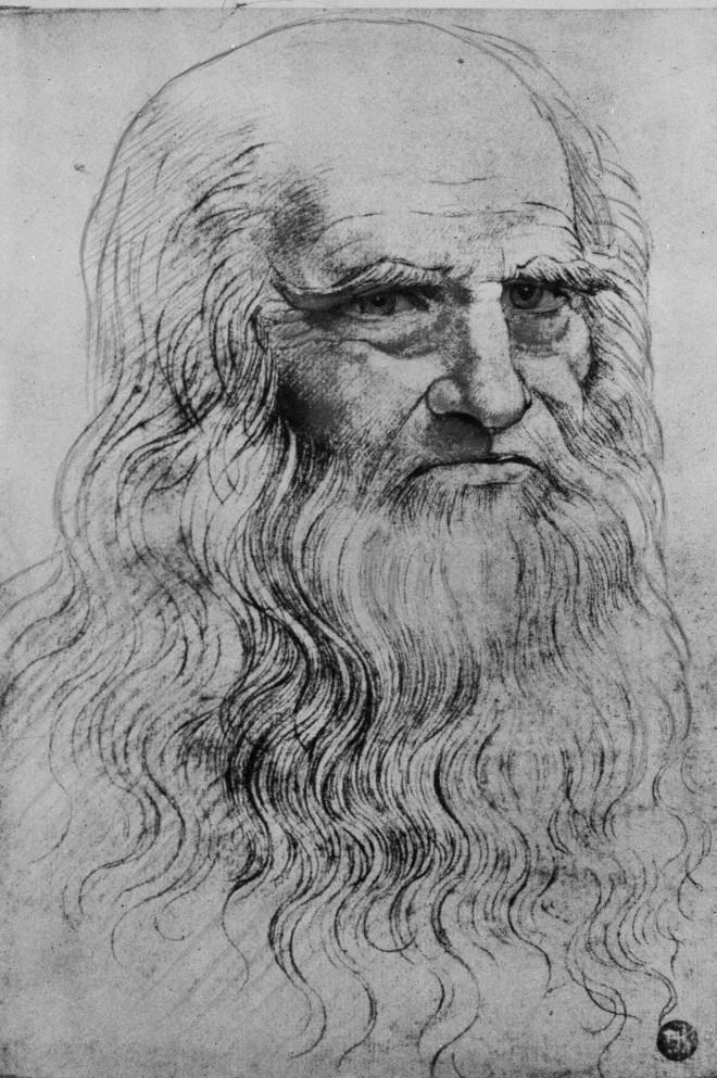 Πορτρέτο του Λεονάρντο Ντα Βίντσι