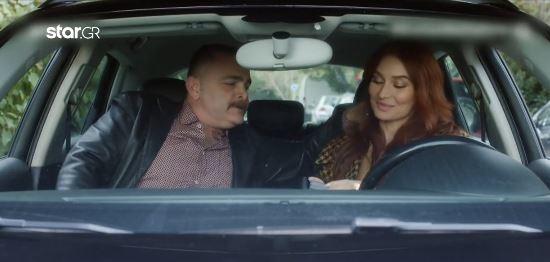 Έρωτας με διαφορά: Ο Χρήστος διατηρεί κρυφή σχέση με την Ελβίρα